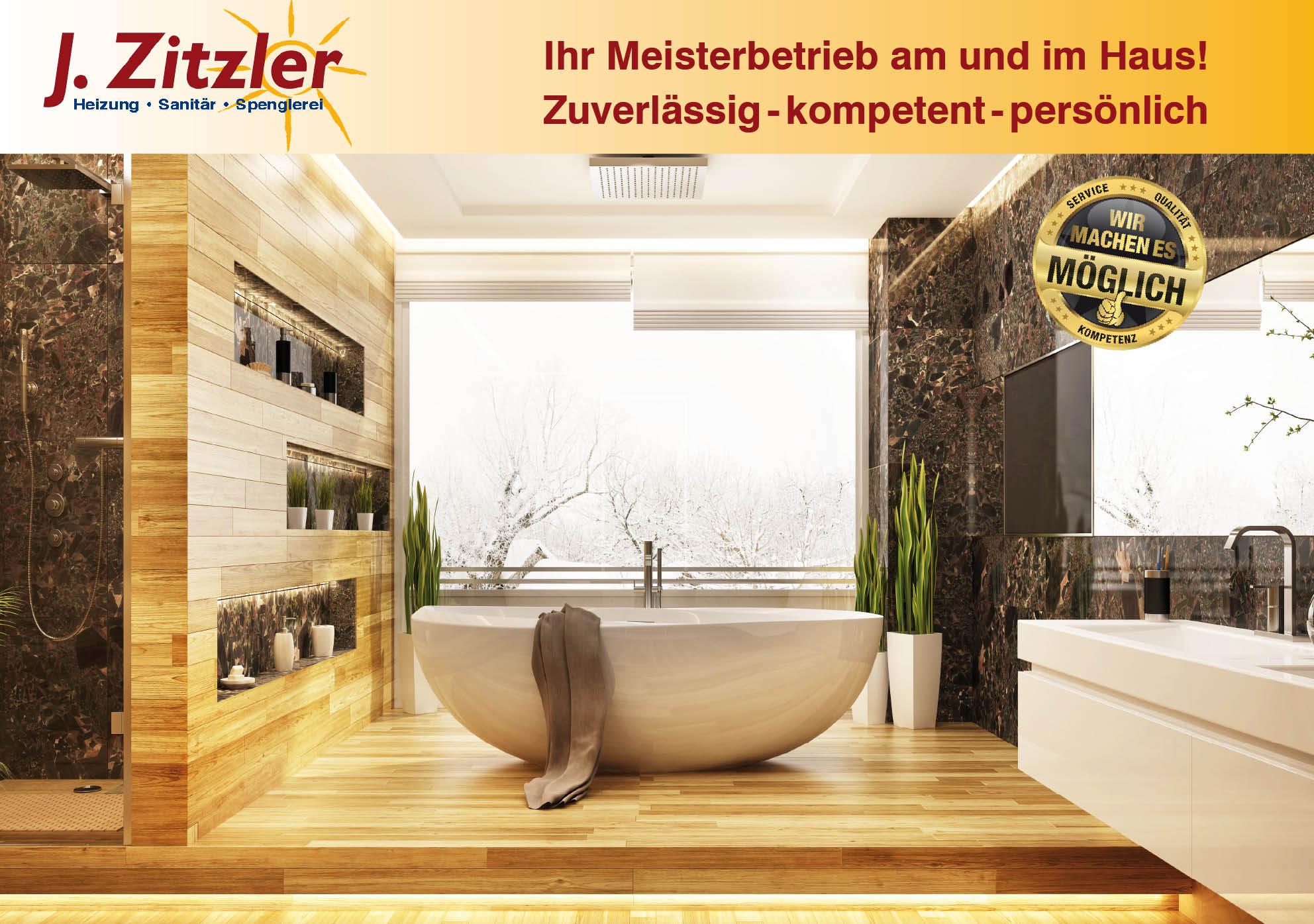 Johann Zitzler - Referenzen Badezimmer